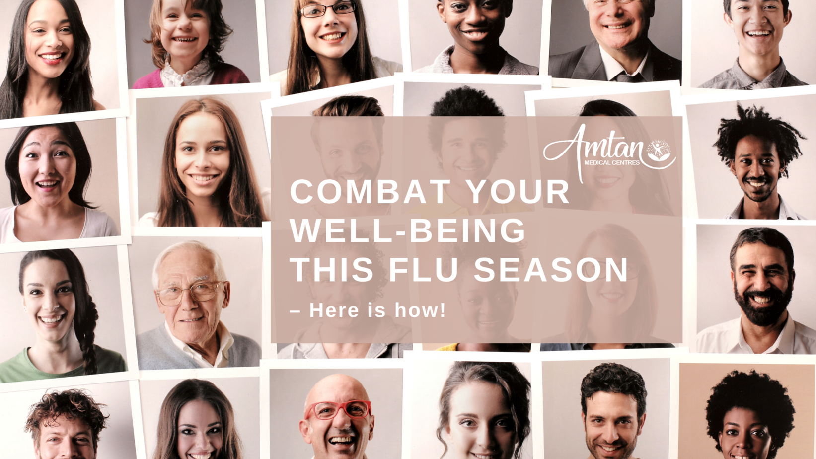 Ways to Boost your health this Flu Season